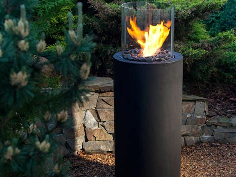 Garden Fireplaces by Modern Outdoor Fireplaces The Best Outdoor Decorations