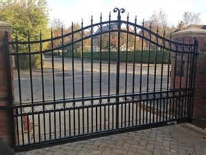 sliding wrought iron gate bft automation east