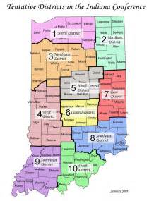 school districts in map school districts in indiana