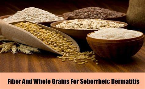whole grains with fiber 9 excellent effective cures for seborrheic