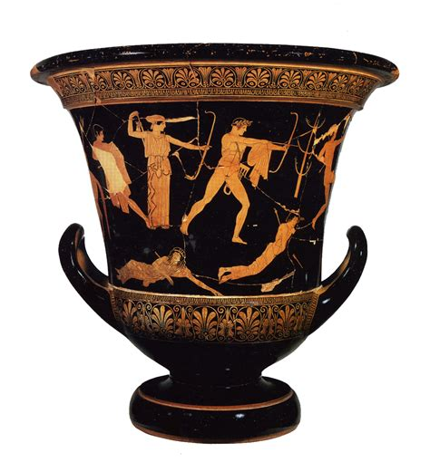 Ancient Greece Vases by Early Vase Painting Vases Sale