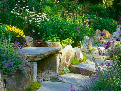 diy stone bench pictures of garden pathways and walkways diy shed