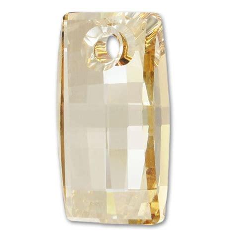 Pendant Swarovski Starfish Golden Shadow 20 Mm swarovski pendant 6696 20 mm golden shadow x1 swar perles co
