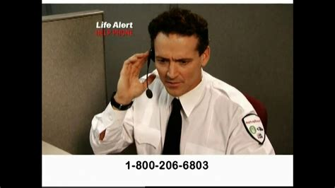 life alert tv spot waterproof help ispot tv life alert help phone tv commercial walking alone
