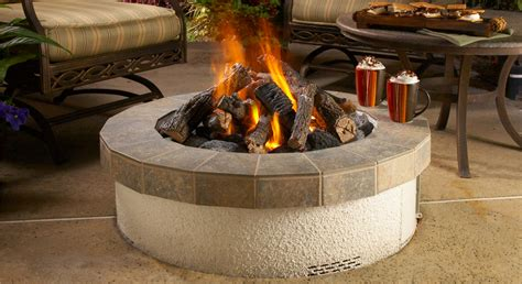 outdoor gas firepits advantages and disadvantages of employing a gas pit