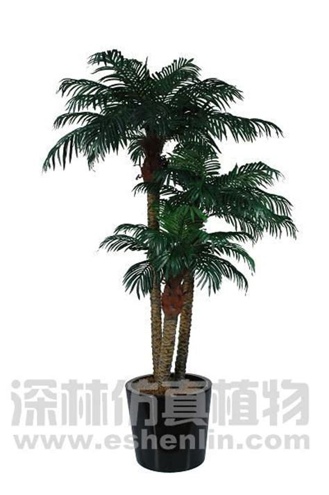 outdoor indoor big fake palm tree artificial tree large