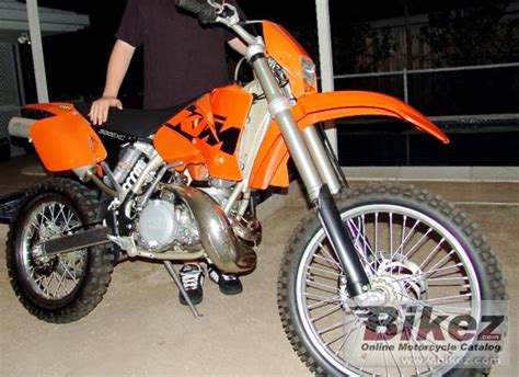 2001 Ktm 200 Exc Review Related Keywords Suggestions For 2003 Ktm 300 Exc