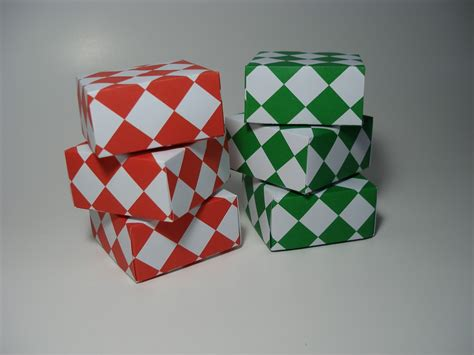 Small Origami Box - jlynne creations small origami boxes