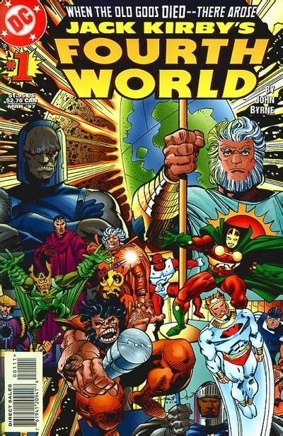 fourth world by jack jack kirby s fourth world 1 born of thunder born of flame on collectorz com core comics