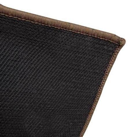 Washable Doormats - machine washable door mat in light and rust 163 21 99