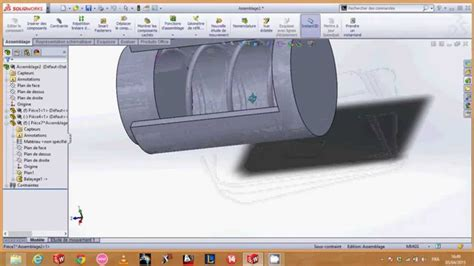solidworks tutorial on youtube animation ressort solidworks tutorial youtube
