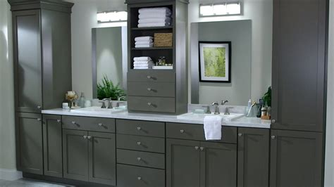 martha stewart bathroom cabinets custom bath cabinetry martha stewart