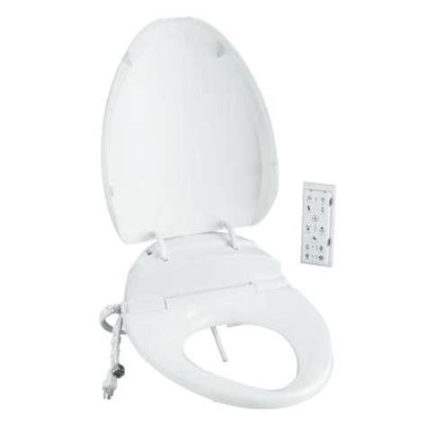 Home Bidet Toilet Seat Kohler C3 200 Electric Bidet Seat For Elongated Toilets In