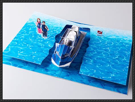 Papercraft Card - new paper craft yamaha papercraft four seasons summer