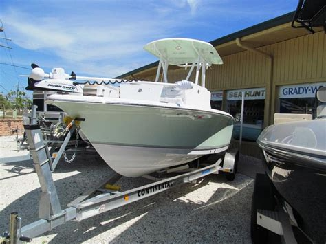 used sea hunt boats for sale in fl 2015 used sea hunt bx24br bay boat for sale 79 500