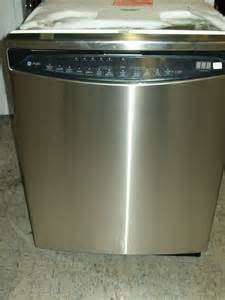 Dishwasher Troubleshooting Ge Stainless Steel Dishwasher Ge Stainless Steel Dishwasher