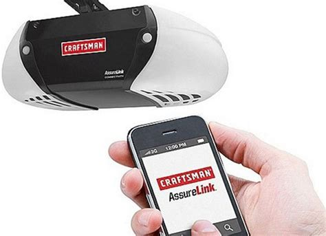 Open Garage With Cell Phone by Open Your Garage Door With Your Cell Phone With The