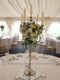 Posy Vase Wedding Centerpieces
