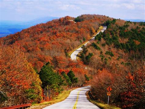 National Scenic Byways | talimena national scenic bywayouachita national forest