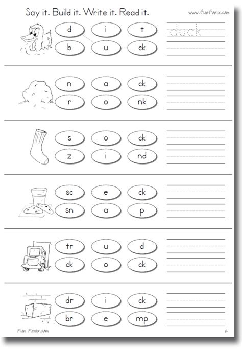 Digraph Worksheet by Printable Phonics Workbook And Printable Worksheets On Ch