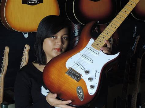 jual gitar dean zelinsky tagliare quilt top maplle