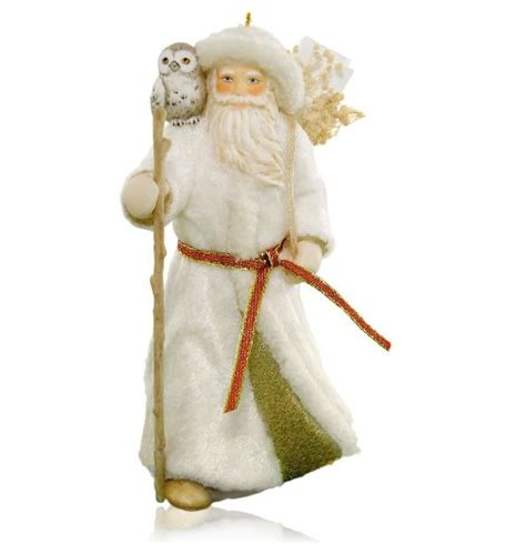2015 father christmas 12 hallmark keepsake ornament