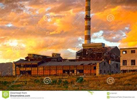 factory sky view factory stock photo image 57021321