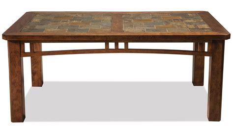 slate wood coffee table slate coffee tables
