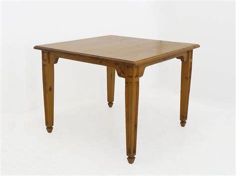 esstisch weichholz tisch esstisch k 252 chentisch weichholz massiv 100x100 cm