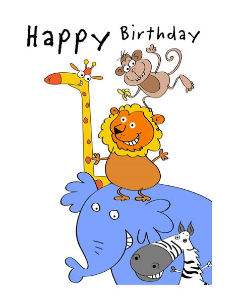 happy birthday design on thermocol happy birthday card designs clipart best