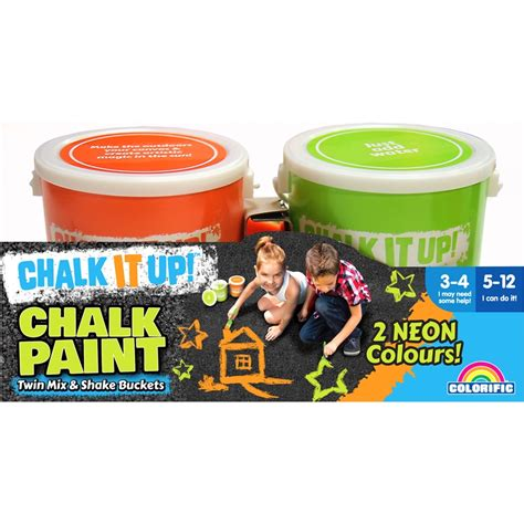 chalk paint at bunnings chalk paint colorific chalk it up 2 pack bunnings