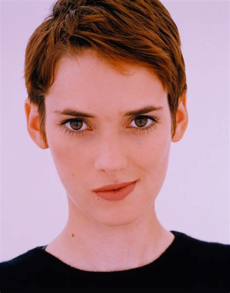 pixie haircuts winona 270 best favourite people images on pinterest