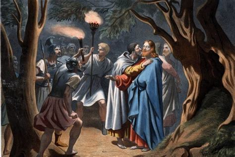 judas iscariot   historys  notorious