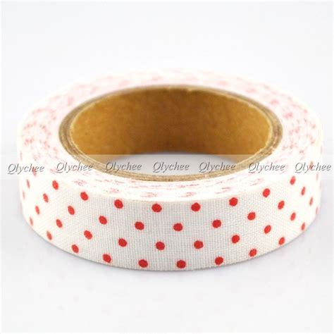Pattern Fabric Tape | new patterns self adhesive 15mm printing cotton fabric
