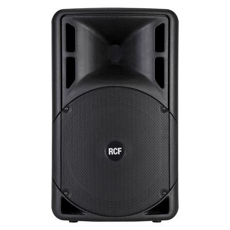 Speaker Rcf 12 Inch rcf 13000317 12 inch active dj speaker 400w ebay