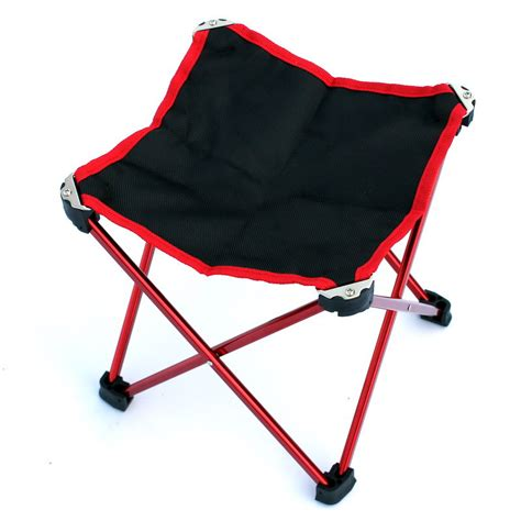 Kursi Lipat Memancing Folding Three Legged Stool Chair 1 pcs cing fishing chair small seat chairs outdoor aluminum alloy ultralight portable