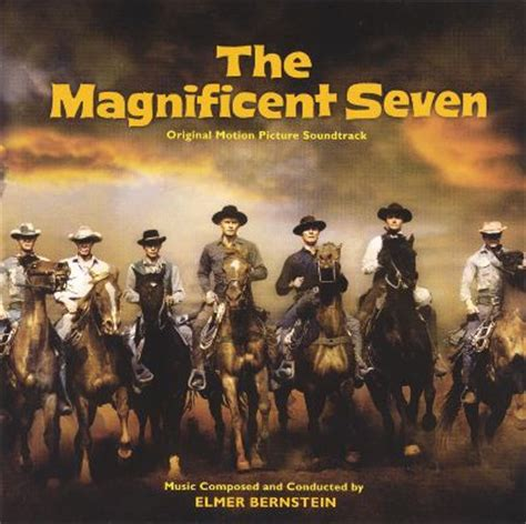 theme song magnificent seven the magnificent seven original motion picture soundtrack