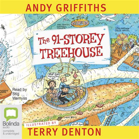 terry treetop and abigail collection books the 91 storey treehouse the treehouse books book 7