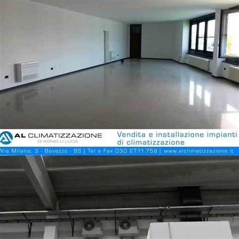 condizionamento a pavimento condizionata climatizzatore a parete o a pavimento
