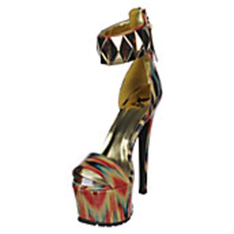 rage high heels buy shiekh womens rage platform high heel dress shoe