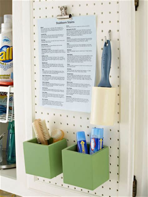 pegboard cabinet doors remodelaholic 15 creative uses for pegboard