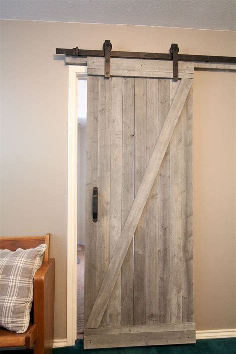 How To Build An Interior Barn Door Best 20 Interior Barn Doors Ideas On A Barn Inexpensive Bathroom Remodel And Term