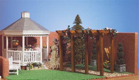 dolls house gardens blog