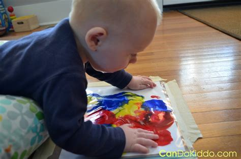 painting for babies everything you need to about finger painting with