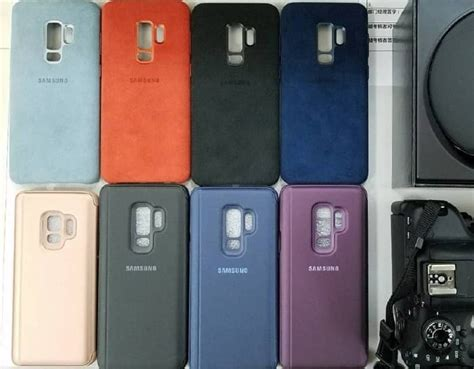 official samsung galaxy   cases leaked geeky gadgets
