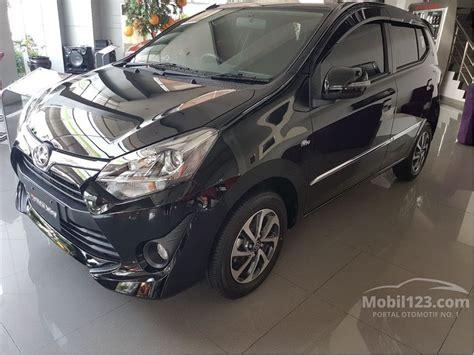 Lu Ms 6023 Promo Terbaru jual mobil toyota agya 2017 trd 1 2 di dki jakarta automatic hatchback hitam rp 133 400 000