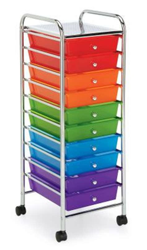 8 drawer rainbow cart 187 best images about over the rainbow on