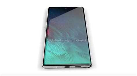 Samsung Note 10 by Galaxy Note 10 Pro Leaked
