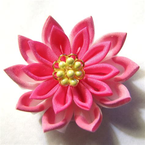 How To Make A Lotus Flower Out Of Paper - lotus flower for a doll by offgenemi on deviantart