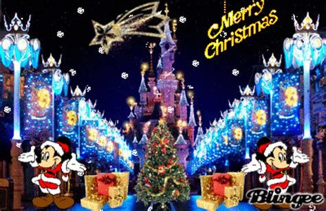disneyland merry christmas picture 77574137 blingee com